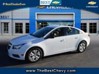 Certified Pre-Owned 2014 Chevrolet Cruze LS FWD 4D Sedan