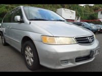 2004 Honda Odyssey EX w/ Leather and DVD