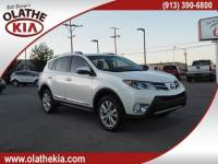 Used 2014 Toyota RAV4 4WD Limited For Sale in Olathe, KS near Kansas City, MO