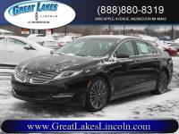 2016 Lincoln MKZ AWD 4dr Sedan