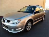 2007 Subaru Impreza Outback Sport Wagon 4D