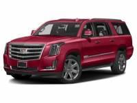 2017 Cadillac Escalade ESV Luxury SUV near Houston