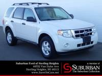 2011 Ford Escape XLT SUV Duratec I4