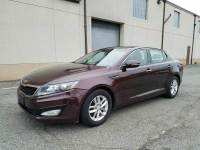 2012 Kia Optima LX 4dr Sedan 6A