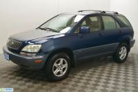 Pre-Owned 2002 Lexus RX 300 4dr SUV Front Wheel Drive SUV
