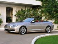Certified 2015 BMW 640i Convertible Near Los Angeles, California