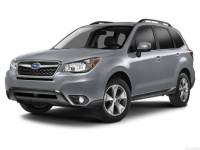 Certified Pre-Owned 2014 Subaru Forester 2.5i Premium For Sale In Ann Arbor