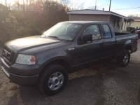 2004 Ford F-150 4dr SuperCab STX 4WD Styleside 6.5 ft. SB