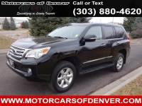 2013 Lexus GX 460 NAVIGATION 1OWNER FULLY INSPECTED VERY CLEAN