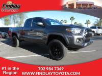 Certified Pre-Owned 2016 Toyota Tacoma TRS RWD Extended Cab Pickup