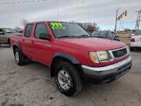 2000 Nissan Frontier 4dr XE Crew Cab SB