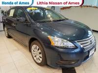 Used 2014 Nissan Sentra 1.8 SV in Ames, IA