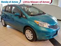 Certified Used 2014 Nissan Versa Note S+ in Ames, IA
