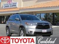 2015 Toyota Highlander XLE V6 SUV Front-wheel Drive in Carlsbad