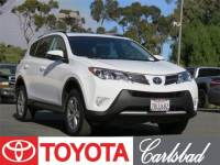 2015 Toyota RAV4 XLE SUV Front-wheel Drive in Carlsbad