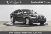 Certified Used 2014 BMW 5 Series 4dr Sdn 535i RWD