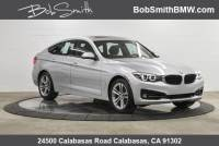 Executive Demo 2017 BMW 3 Series 330i xDrive Gran Turismo AWD