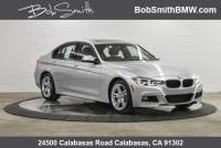 Executive Demo 2017 BMW 3 Series 340i Sedan