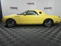 2002 Ford Thunderbird Deluxe 2dr Convertible