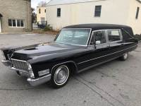 1968 Cadillac Fleetwood Miller Meteor Coach Hearse