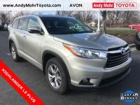 Certified Pre-Owned 2016 Toyota Highlander LE Plus V6 AWD 4D Sport Utility
