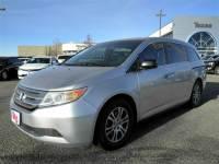 2012 Honda Odyssey EX-L Van Front-wheel Drive