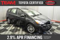 Certified Used 2017 Toyota Prius v Two for sale in Langhorne PA