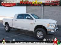 2012 RAM 3500 Laramie Longhorn 4x4 Truck