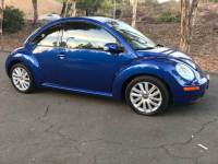 2008 Volkswagen New Beetle SE PZEV 2dr Coupe 6A
