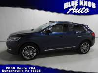 2017 Lincoln MKX Reserve SUV in Duncansville | Serving Altoona, Ebensburg, Huntingdon, and Hollidaysburg PA
