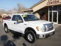 2009 Ford F-150 4x4 XLT 4dr SuperCab Styleside 6.5 ft. SB