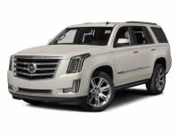 Pre-Owned 2015 Cadillac Escalade Luxury