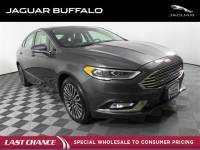 Used 2017 Ford Fusion SE Sedan in Getzville, NY