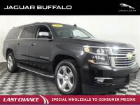 Used 2016 Chevrolet Suburban LTZ SUV in Getzville, NY