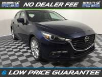 Certified Pre-Owned 2017 Mazda3 Grand Touring FWD 4D Hatchback