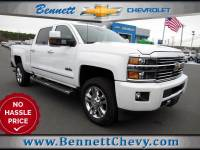 Certified Pre-Owned 2016 Chevrolet Silverado 2500HD High Country Four Wheel Drive Crew Cab Pickup