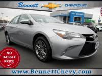 Pre-Owned 2016 Toyota Camry SE Front Wheel Drive 4dr Car