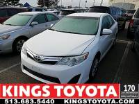 Certified Pre-Owned 2012 Toyota Camry LE Sedan in Cincinnati, OH