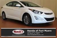 2014 Hyundai Elantra SE 4dr Sdn Auto Alabama Plant in Fort Myers