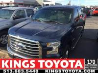 Used 2015 Ford F-150 XLT Truck SuperCrew in Cincinnati, OH