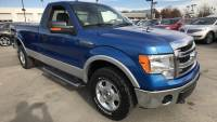 Certified Pre-Owned 2014 Ford F-150 4WD