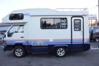 1991 Toyota Hiace T 4X4 diesel RV