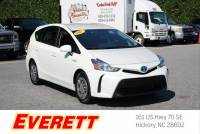 Pre-Owned 2017 Toyota Prius v Base FWD Wagon
