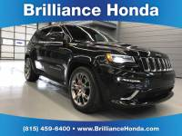 Pre-Owned 2015 Jeep Grand Cherokee SRT 4D Sport Utility 4WD