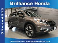 Certified Pre-Owned 2016 Honda CR-V Touring 4D Sport Utility AWD