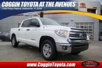 Pre-Owned 2017 Toyota Tundra SR5 4.6L V8 Truck CrewMax 4x2 in Jacksonville FL