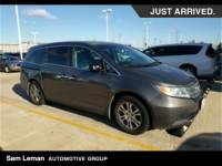 Used 2011 Honda Odyssey EX-L Minivan/Van in Bloomington, IL