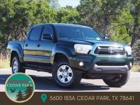 Certified Pre-Owned 2013 Toyota Tacoma 4WD Double Cab V6 AT Crew Cab Pickup