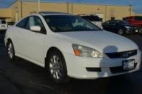 2007 Honda Accord EX 2dr Coupe (2.4L I4 5A)
