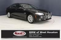 Used 2016 BMW 528i Sedan near Houston